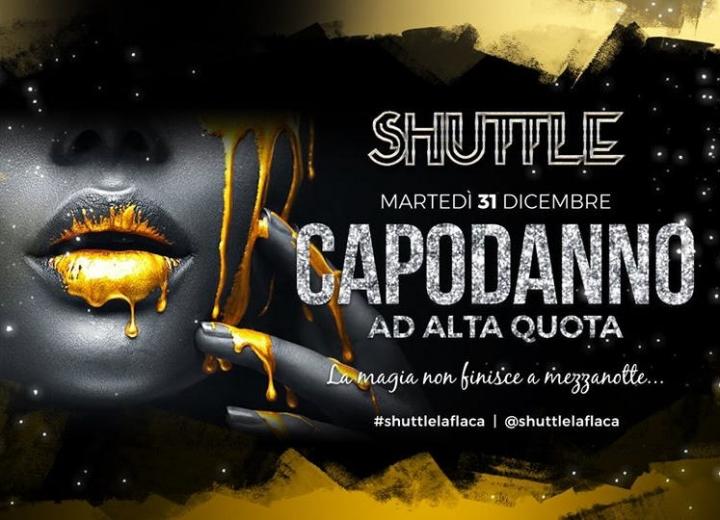 Capodanno 2020 Shuttle Discoteca Cenone e Party a Trento Locandina