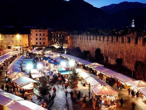vacanze di natale e befana a Trento