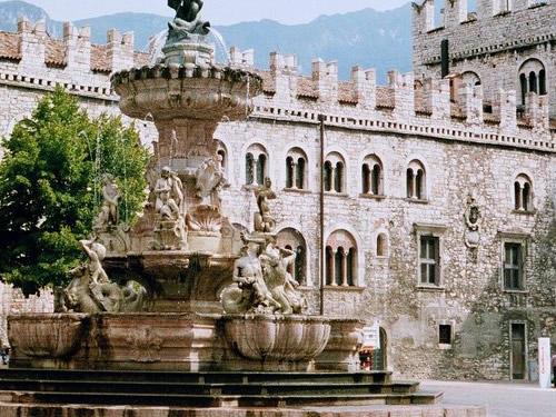 Trento Turismo monumenti