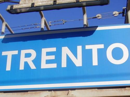 stazione treni Trento